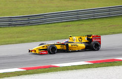 Sepang F1 Arkivbilder