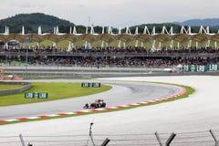 Sepang F1. April 2010 Royalty Free Stock Photo