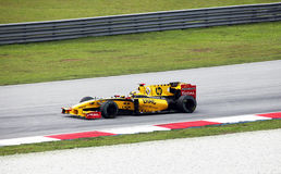 Sepang F1. April 2010 Royalty Free Stock Photo