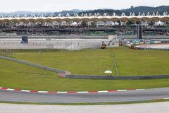 Sepang F1 2010 avril Photo libre de droits