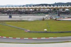 Sepang F1 2010 Kwiecień Zdjęcie Royalty Free