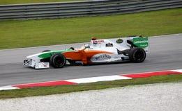Sepang F1 royalty free stock photography