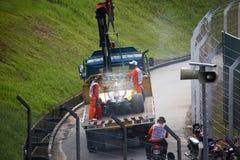 Sepang F1 stock photography