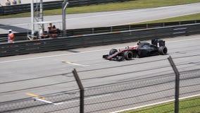 SEPANG - 29 MAART: Jenson Button Royalty-vrije Stock Afbeelding
