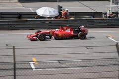 SEPANG - 29 MAART: Sebastian Vettel Royalty-vrije Stock Foto