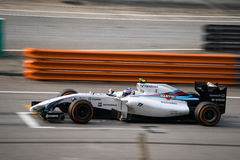 SEPANG - 30 MARS : Valtteri Bottas Photo libre de droits