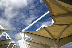 Sepang Racing Circuit Roof Royalty Free Stock Photo