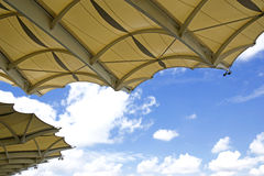 Sepang Racing Circuit Roof Royalty Free Stock Images