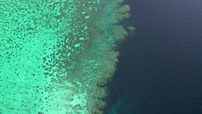 Separação de dois oceanos vídeos de arquivo