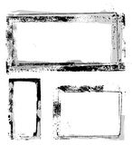 Vector grunge frames Royalty Free Stock Photography