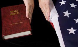 Separation of church and state Stock Images