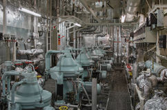 Separator room Royalty Free Stock Photos