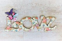 Separe el amor y la paz en todo el mundo especialmente el días de fiesta del día de San Valentín y del special Fotos de archivo