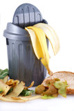 Seperate your garbage! Royalty Free Stock Photography