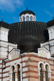 Sephardische Synagoge, Sofia, Bulgarien Stockbild