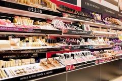 Sephora sklep zdjęcie stock