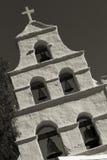 sepia полета 2 церков Стоковое Фото