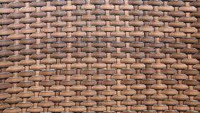 Sepia basket weave pattern. Vignette. Royalty Free Stock Image