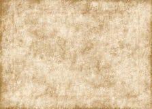 Sepia bruine grungeachtergrond Stock Foto's