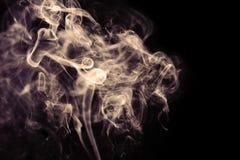 sepia dym Obrazy Stock