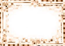 Sepia filmachtergrond Royalty-vrije Stock Fotografie