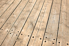 Sepia floor Royalty Free Stock Image