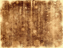 Sepia grunge backdrop royalty free illustration