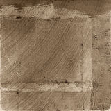 Sepia grunge background Royalty Free Stock Photography