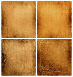Sepia grunge backgrounds Stock Photography