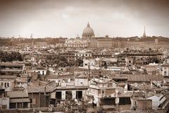 Sepia Rome Royalty Free Stock Photos