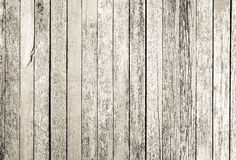 Sepia rustic woodden board with knots and nail holes, vintage  b Stock Images
