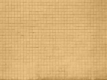 Sepia tile background ceramic stone glass covering royalty free stock photos