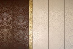 Sepia tiles Royalty Free Stock Images