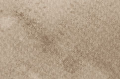 Sepia watercolor background texture Royalty Free Stock Photos
