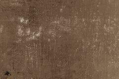 Sepiaschmutzhintergrund Stockbild