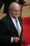 Sepp Blatter lizenzfreie stockfotografie