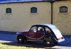 Seppeltsfield vintage promotional car Royalty Free Stock Photos