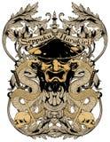 Seppuku harakiri Obrazy Royalty Free
