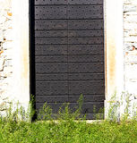 Seprio αφηρημένη Ιταλία Λομβαρδία arsago χλόης Στοκ φωτογραφίες με δικαίωμα ελεύθερης χρήσης