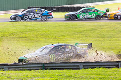 16-18 Sept de Wilson Security Sandown 500 2016 Fotografia de Stock