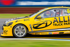 16-18 Sept de Wilson Security Sandown 500 2016 - dia 2 Imagens de Stock