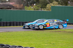 16-18 Sept de Wilson Security Sandown 500 2016 - dia 2 Fotografia de Stock