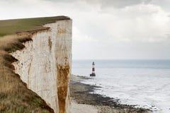 Sept falaises de soeurs Photos libres de droits