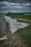 Sept falaises de soeurs, Royaume-Uni Images stock