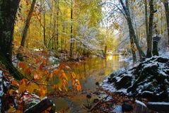 Sept lacs stationnent en Turquie Photos stock