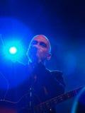2010, Sept 2 - Lovaina, Bélgica - Ed Kowalczyk no concerto Imagens de Stock Royalty Free