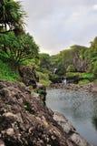 Sept regroupements sacrés de l'Ohio, Maui, Hawaï Photos libres de droits