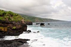 Sept regroupements sacrés de l'Ohio, Maui, Hawaï Photo stock