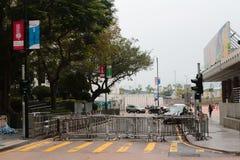 After 29 Sept umbrella revolution Stock Image