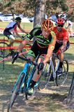 USA Cyclocross Race Main Event Royalty Free Stock Image